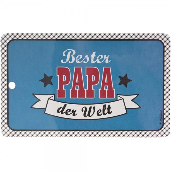 Frühstücksbrettchen Bester Papa